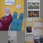 15 poèmes de Victor Hugo illustrés en bandes dessinées.