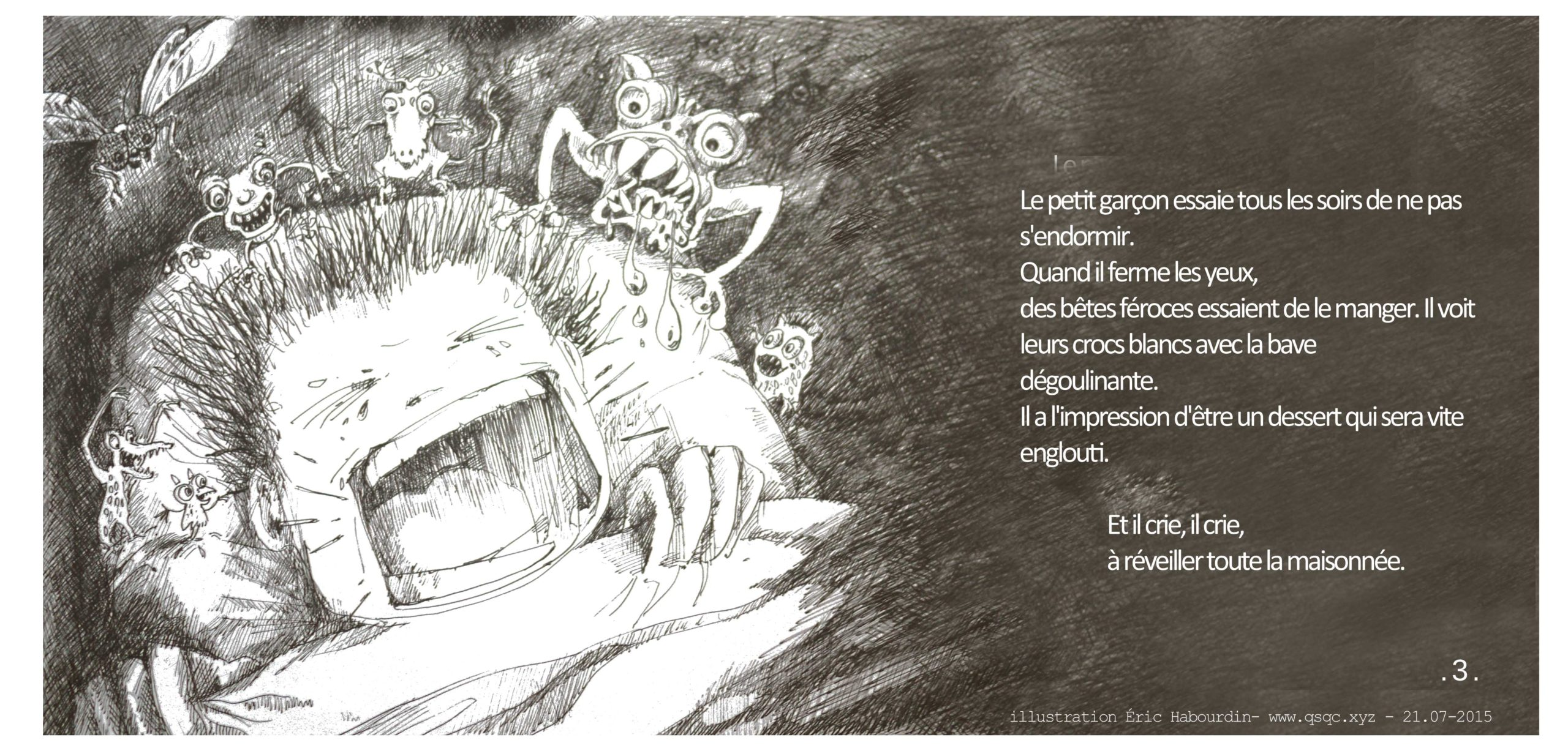 Illustration Des rêves en or, albumjeunesse