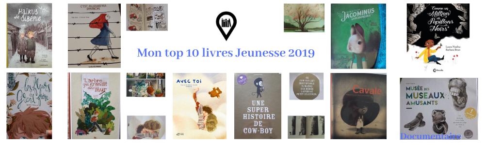 Mon top 10 littérature Jeunesse 2019