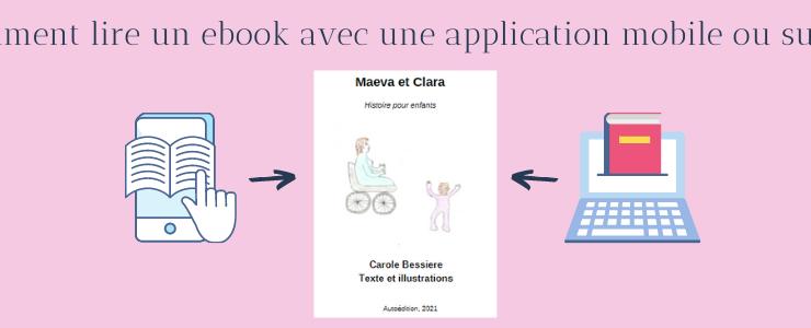 Comment lire un ebook sur mobile ou pc