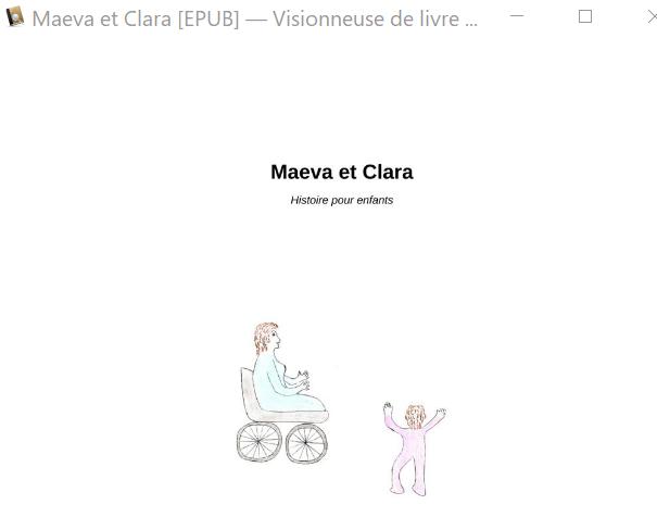 Maeva et Clara sur Calibre