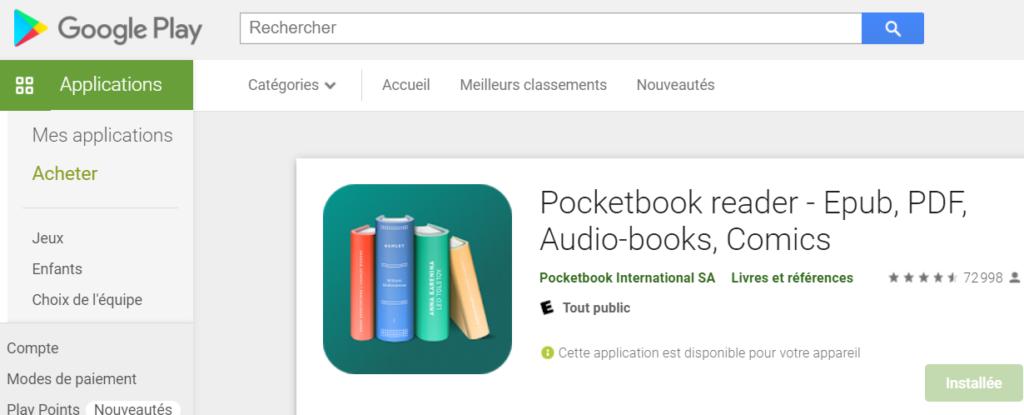 Pocketbook Raeder